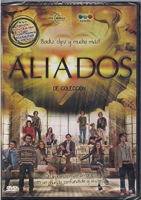 ALIADOS DE COLECCION - BACKS, CLIPS Y MUCHO MAS!! NUEVO DVD
