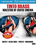 Tinto Brass: Maestro Of Erotica Cinema (4 Disc Blu-Ray Box Set+DVD)