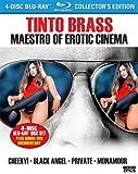 Tinto Brass: Maestro Of Erotica Cinema (4 Disc Blu-Ray Box Set+DVD)