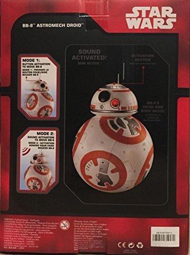 Star Wars - 9.5 Talking BB-8 Exclusive Figure