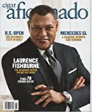 Cigar Aficionado 2013 May/june - Laurence Fishburne. The Seasoned Actor Speaks His Mind