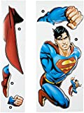 DC Superhero Comic - Justice League- Superman Giant Wall Decal