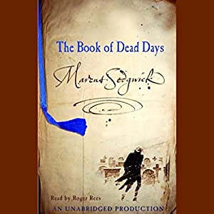 The Book of Dead Days Audiobook