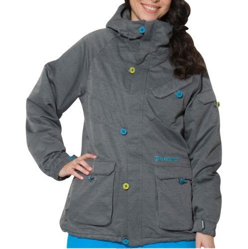 Damen Snowboard Jacke Horsefeathers Essence Jacket Women