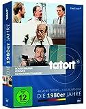 Tatort: Die 1980er Jahre (Schäfermann-Tote reisen nicht umsonst / Stoever-Haie vor Helgoland / Schimanski/Thanner-Der Pott)[3 DVDs]