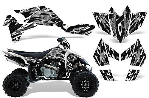 CreatorX Suzuki LT-R 450 LTR450 Graphics Bolt Thrower White (Ltr 450 Graphics compare prices)