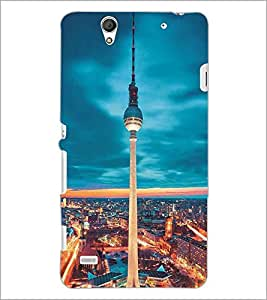 SONY XPERIA C4 TOWER Designer Back Cover Case By PRINTSWAG