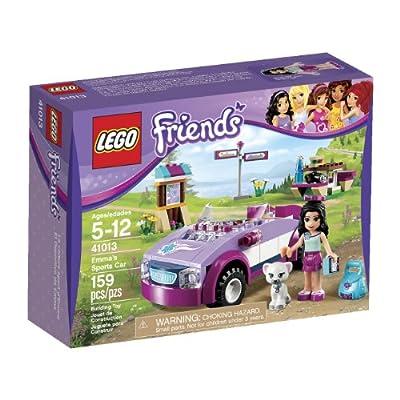 LEGO Friends Emma's Sports Car by LEGO Friends