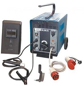 20007 GE 290 TC Elektroden Schweißgerät   Kritiken und weitere Infos