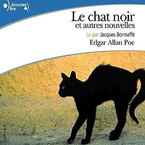 Le chat noir et autres nouvelles   Livre audio