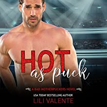 Hot as Puck Audiobook by Lili Valente Narrated by Tyler Donne, Summer Roberts