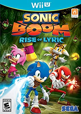 Sonic Boom: Rise of Lyric - Wii U by Sega Of America, Inc.