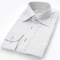 FALCHI NEW YORK(ファルチ ニューヨーク) ファルチ ニューヨークFalchi F-W BK #17ワイシャツ Falchi New York ワイシャツ本 体:ホワイト/ブラック系 ステッチ:ブラック(F-W...