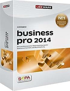 Lexware Business Pro 2014 (Version 14.00)