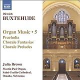 Musique pour orgue, volume 5