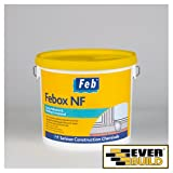 1x Everbuild FEBOX NF Feb Concrete Repair & Speciality Mortars - 3KG