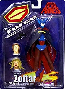 Zoltar (with Heads Variant) Action Figure