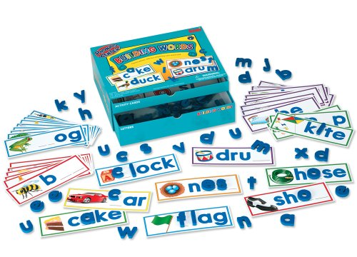 Lauri Toys Phonics Center Kit-Building Words (Building Words compare prices)