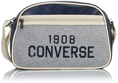 Converse, Borsa a tracolla Reporter College, Blu (dark blue), 6 l
