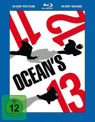 Ocean's Trilogie [Blu-ray]