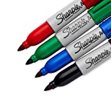 Sharpie Mini Assorted 4 Pack