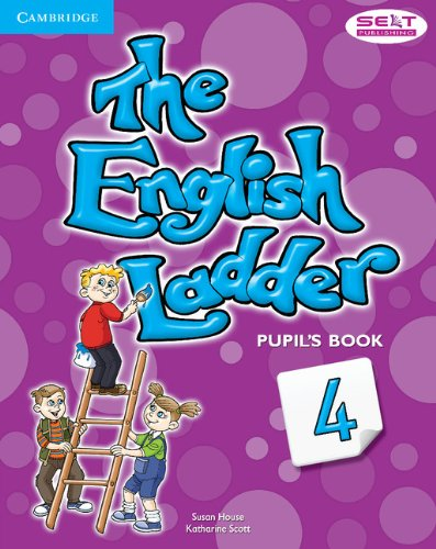 The English Ladder  4 Pupil's Book