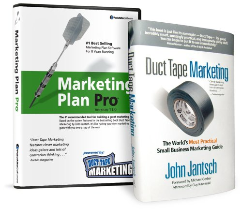 Marketing Plan Pro 11.0 Powered by Duct Tape Marketing