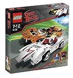 レゴ スピード・レーサー スピード・レーサー&スネーク・オイラー  8158