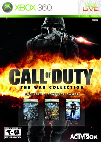 Call of Duty: The War Collection - Xbox 360