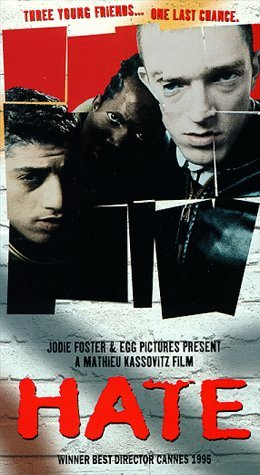 Hate / La Haine (1995 Film Directed By Mathieu Kazzovitz, In French With English Subtitles) [Unrated] [Vhs]