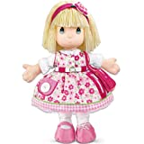 Precious Moments Dolly Dress-A-Lot Children's Teaching Doll by Ashton Drake