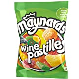 Maynards Wine Pastilles 190g (Box of 12)