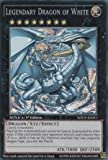 Yu-Gi-Oh! - Legendary Dragon of White (WSUP-EN051) - World Superstars - 1st Edition - Prismatic Secret Rare