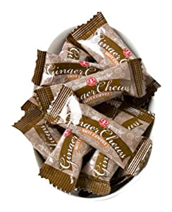 Ginger People Hot Coffee Ginger Chews - 1lb bag