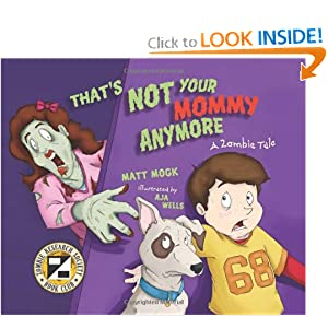Zombie Book For Kids