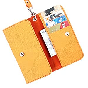Dooda PU Leather Flip Pouch Case For Spice Stellar 520