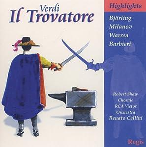 Verdi : Le Trouvère (extraits). Bjorling