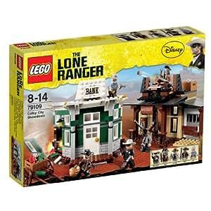 LEGO The Lone Ranger 79109: Colby City Showdown