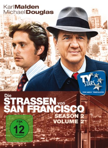 Die Straßen von San Francisco - Season 2, Volume 2 [3 DVDs]