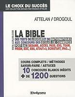 La bible des tests de logique et de mathématiques aux concours des Ecoles de commerce post-bac