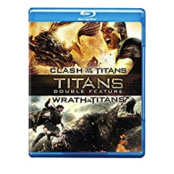 Clash of the Titans/ Wrath Of the Titans [Blu-ray]