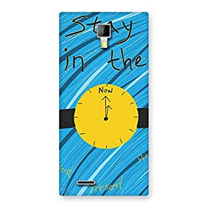 Ajay Enterprises Div Stay Now Back Case Cover for Micromax Canvas Xpress A99