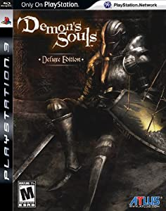 Demon's Souls Deluxe Edition w/ Artbook & Soundtrack CD - PlayStation 3