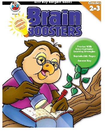 FRANK SCHAFFER PUBLICATIONS BRAIN BOOSTERS GR 2-3 BEST BUY BARGAIN PLUS