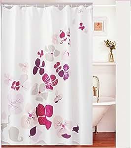 European Creative Bathroom Shower Curtain Thick Waterproof High End Boutique Toiletries