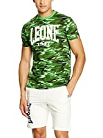 Leone 1947 Camiseta Manga Corta Lsm919/S16 (Verde)