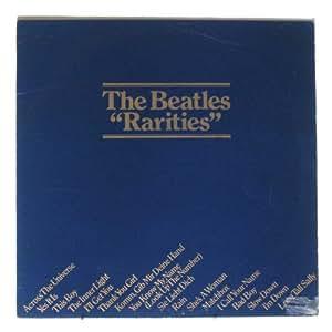 The Beatles: Rarities [ VINYL LP Record Album ] { Japanese Pressing }