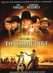 Return to Lonesome Dove: Amazon.co.uk: Oliver Reed, Jon