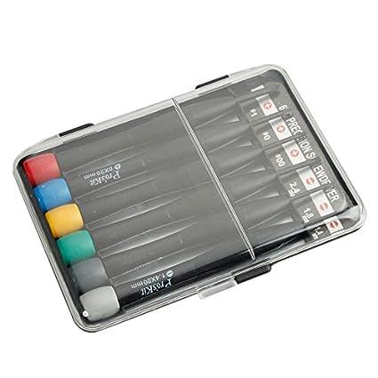 8PK 2061 6Pcs Electronic Screwdriver Set