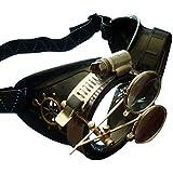 Steampunk Victorian Goggles welding Glasses diesel punk--rsw